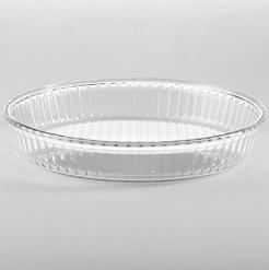 Посуда для СВЧ круглая форма для запекания d=318,5 мм 2,95 л