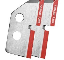Нож для ледобура «ЛР-130», набор 2 шт.