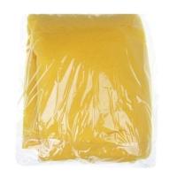 """Плед """"Collorista"""" жёлтый 130*170 см, 100% п/э, флис, 140 гр/м2"""